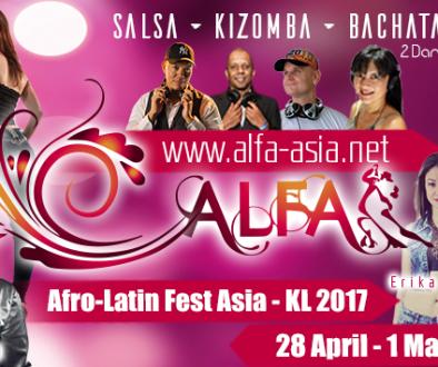 Afro Latin Fest Asia (ALFA)